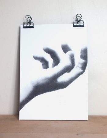 "Tirage du dessin original ""Rencontre"""