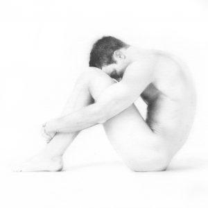 """""""Sans titre 2"""", dessin aux crayons sur papier 220 g., au format 20 x 20 cm"""