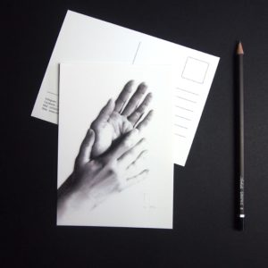 ChristopheMoreau-dessin-mains-join-cartepostale