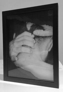 """""""La mue"""", dessin aux crayons de papier sur papier d'art lisse 220g, au format 18x24 cm"""